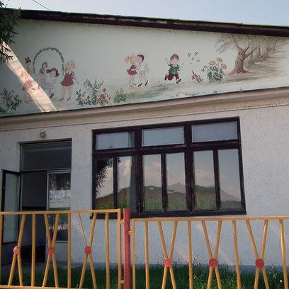 Mesevilág Óvoda épületének felújítása