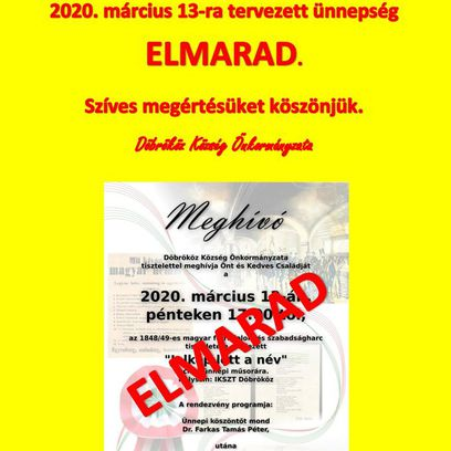 ELMARAD!